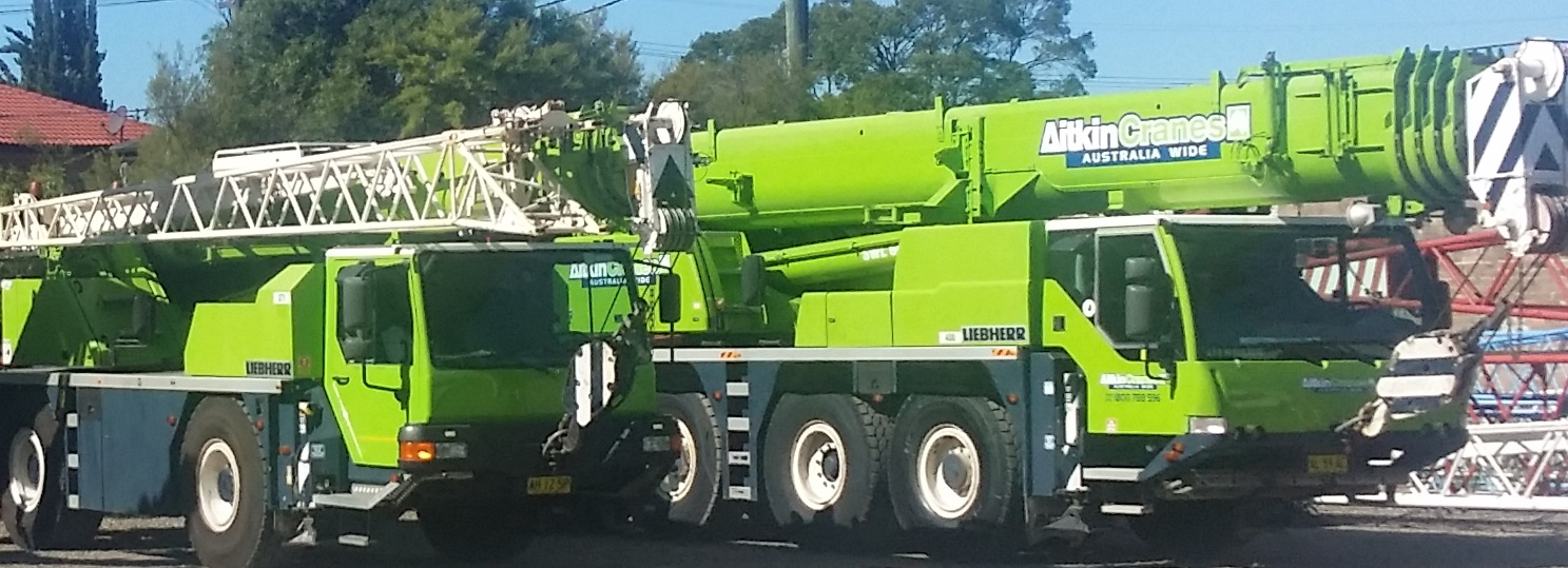 Aitkin Cranes - Equipment and labour hire Services